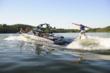SA550 Wake Surfing