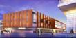 A rendering of the new Palomar College Humanities Building, on track to receive LEED Gold certification.