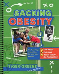 Book Cover: Sacking Obesity by Tiger Greene