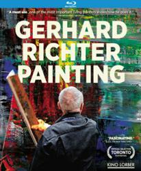 Gerhard Richter Painting Blu-ray cover art
