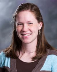 Melanie Dance, 2012 Teaching Excellence Award winner