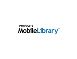 Infotrieve's Mobile Library Logo