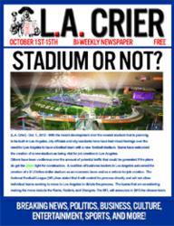 L.A. Crier newspaper