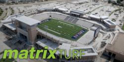 Hellas Sports Construction's Matrix Turf Installed at Allen Eagles Stadium