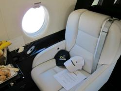 Gulfstream G200, Private Jet Charter, The Early Air Way