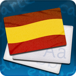 Spanish Flash Card Fun icon