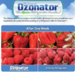 ozonator, green refrigerator machine, green living, savings, refrigerator