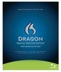 Dragon Medical Practice Edition_Boxshot