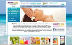 MaasMedia Website example