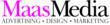 MaasMedia Logo