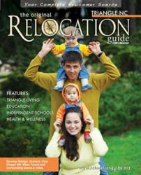 Relocation Guide Magazine, The Triange, NC