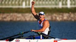 London 2012: Aggar's Quest for More Gold