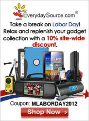 EverydaySource.com 10% Labor Day Discount