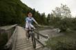 mountain bikers, garmin fenix, heart rate