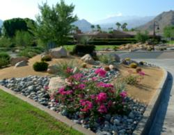 ironwood country club of palm desert embraces water