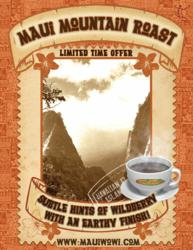 Maui Mountain Roast Coffee