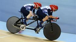 Channel 4: McGlynn Takes Silver in the Velodrome