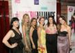 Group shot of the designers at the August edition of the Lingerie Designer Showcase