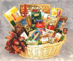 GiftBasketsPlus.com Reveals Ideas for Making Gourmet Gift Baskets