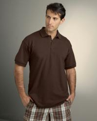 Gildan G380 Men's Ultra Cotton® Ringspun Piqué Polo Shirt