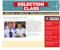 Election Class Website