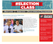 University Class Examines Presidential Election and Social Media
