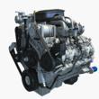 Gandoza: The Best Platform For 2013 Car Engines 3D Models