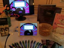 Photo Booth Prize Wheel Showcase NJ