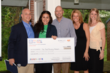 The Food Recovery Network's Lauren Behgam won the $15,000 national grand prize at the Banking on Youth Competition, put on by Ashoka and the Consumer Bankers Association in July.