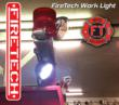 brow light scene light firetruck fire truck emergency work light FRC Whelen