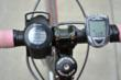 garmin forerunner 610, bike mount, cycling