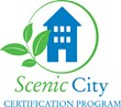 Scenic City Certification logo image