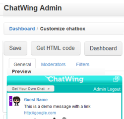 free chat application for website Schat (or simplechat or simplechatsupport) is an open source and very basic live chat app written by a javascript/meteor developer it is free and mit licensed.