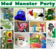 mad mad monster party
