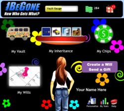 IBeGone Groovy Estate Screen