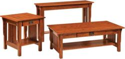 The Leah Occasional Table Set features incredibly durability.