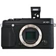 Fuji X-E1 Camera with Flash