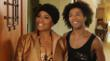 "Jenifer Lewis, aka the ""Black Mother of Hollywood,"" and D.J. Pierce, aka ""Shangela,"" the breakout star from RuPaul's Drag Race, in ""Jenifer Lewis and Shangela,"" a new scripted series on YouTube."