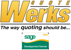 QuoteWerks is the only Quoting and Proposal solution that is a Sage Gold Development Par