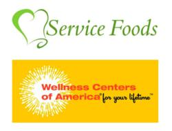 Service Foods, Wellness Centers of America