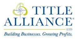 Title Alliance, Ltd. Building Businesses. Growing Profits.