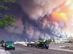 Wenatchee Complex Fire