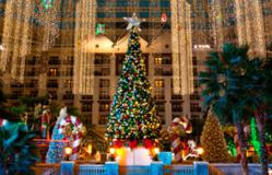 Christmas at Gaylord Hotels is now open!