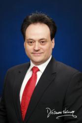 Dr Orestis Valianatos, Global President and Chief Executive Officer ATMOS Global