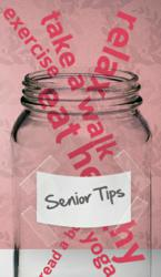 senior tips in tip jar for seniors