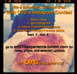 OTG Instagram Contest