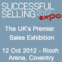 Successful Selling Conference & Sales Expo 2012, 12 October