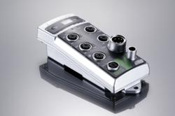 Connect up to four read/write heads to a processor with Balluff's BIS V industrial RFID System