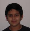 Kuvam Shahane, Rochester Hills, Mich., Winner of Intermediate Vocabulary Bee