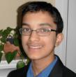 Shravan Ravishankar, Indianapolis, Ind., Winner of Senior Science Bee